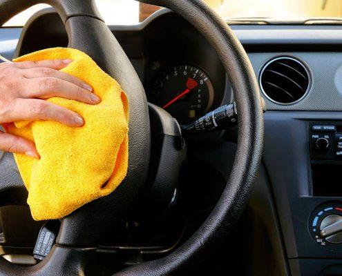نظافت خودرو